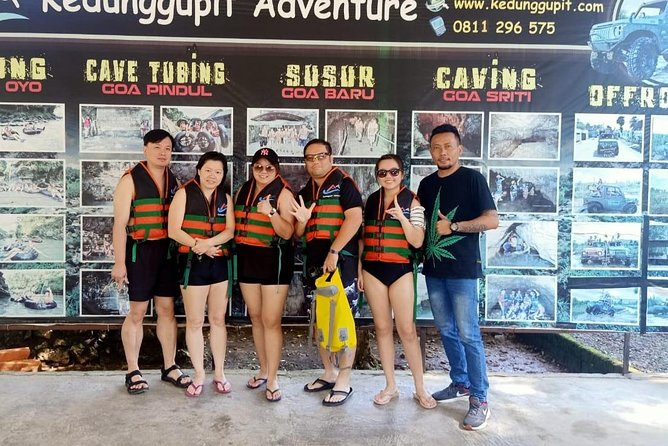 Private Tours: Jomblang Cave & Pindul Cave