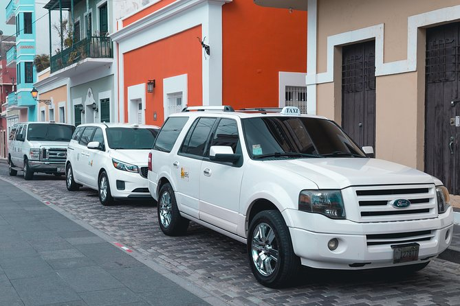 Private Departure Transfer - Hotel / Accommodation to San Juan Airport