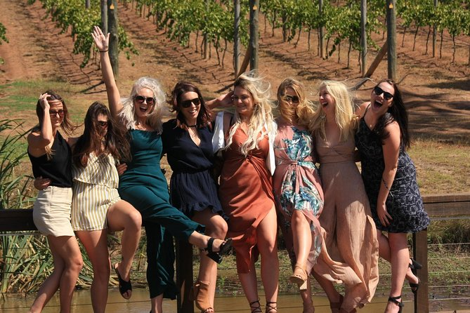 Hunter Valley Wine-Tasting Day Tour from Sydney