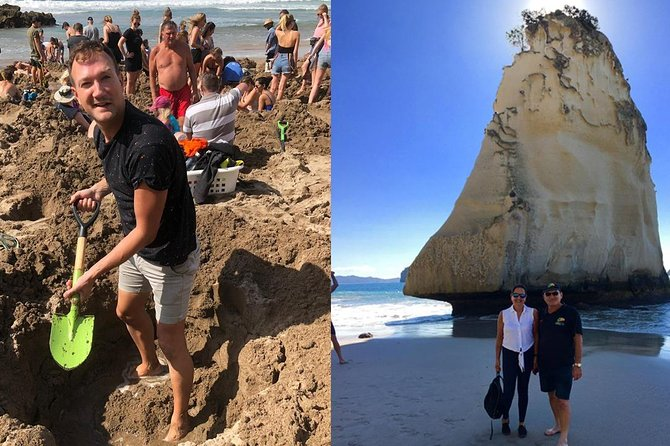 Coromandel Peninsula Highlights Small Group Tour from Auckland