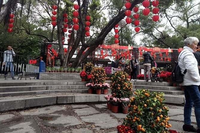 Guangzhou highlights private day tour with lunch