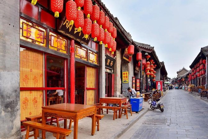 2-Day Private Pingyao City Highlights Tour from Beijing by Bullet Train