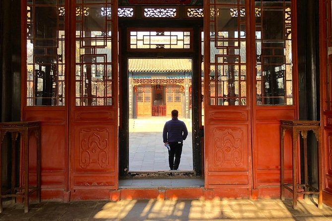 4-Hour Private Beijing Hutong Tour and Niujie Mosque