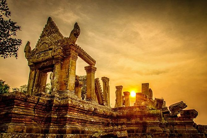 Full-Day Private Tour to Preah Vihear, Koh Ker and Beng Mealea