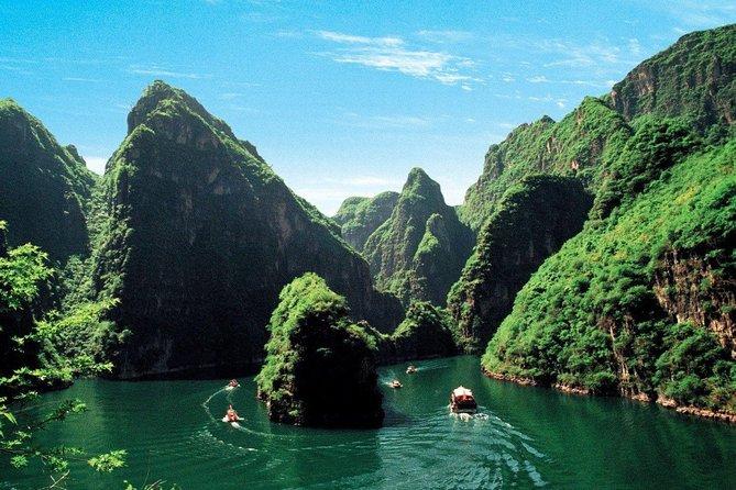 Datong Private Bullet Train Trip to Beijing: Badaling Great Wall+ Longqing Gorge