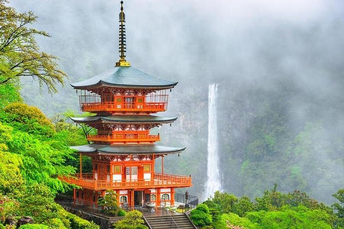 Kumano Kodo Full-Day Private Trip with Government Licensed Guide