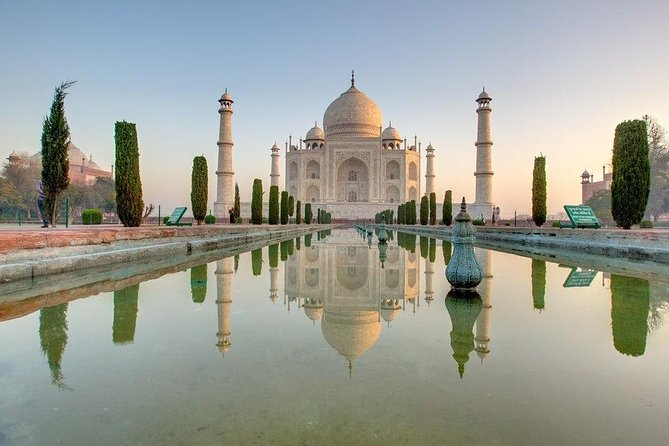 Days Taj Mahal & Agra Tour from Delhi by car photo 7