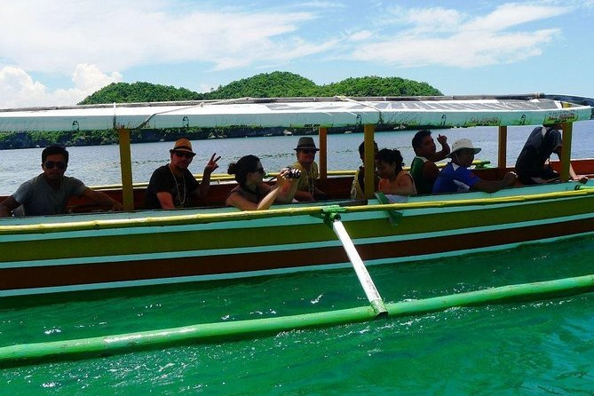 Private Tour Hundred Island Day Max 6 Travellers per trip