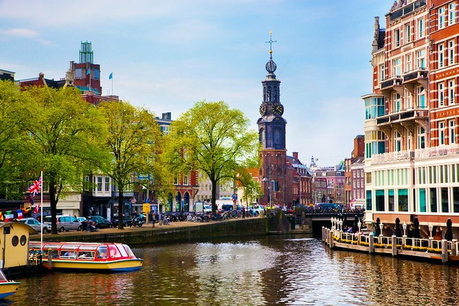 Private Shore Excursion: Walking Tour of Amsterdam and Boat Tour