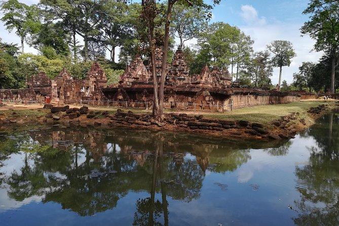 Banteay Srey, Kulen Mountain and Beng Melea Temple