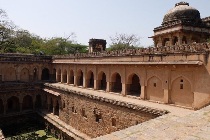 Mehrauli Archaeological Park Walking Half Day Tour