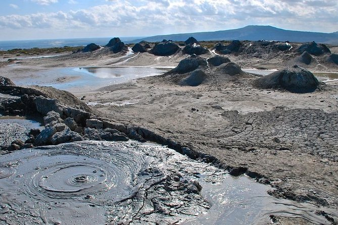 Gobustan Rocks Reserve & Mud Volcanoes Tour