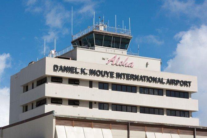 Ko'Olina/Kapolei Hotels to Airport