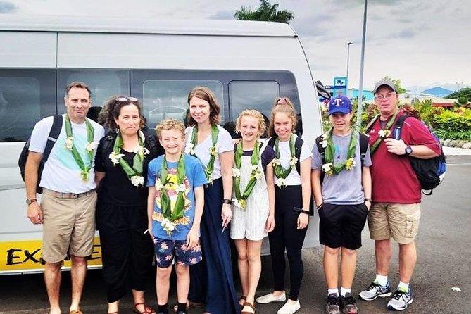 From Nadi Airport Private Transfers To Shangrila Fijian Resort