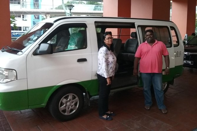 Private Transfer from Kuala Lumpur to Malacca