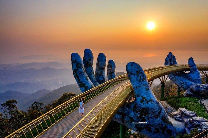 Car & Driver: Visit Golden Bridge & Ba Na Hills from Hoi An