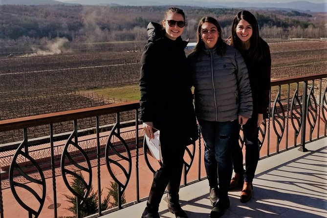 The Plovdiv ⟺ Sofia Wine Shuttle