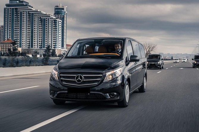 Private Arrival Transfer from Baku Heydar Aliyev Airport to Baku City
