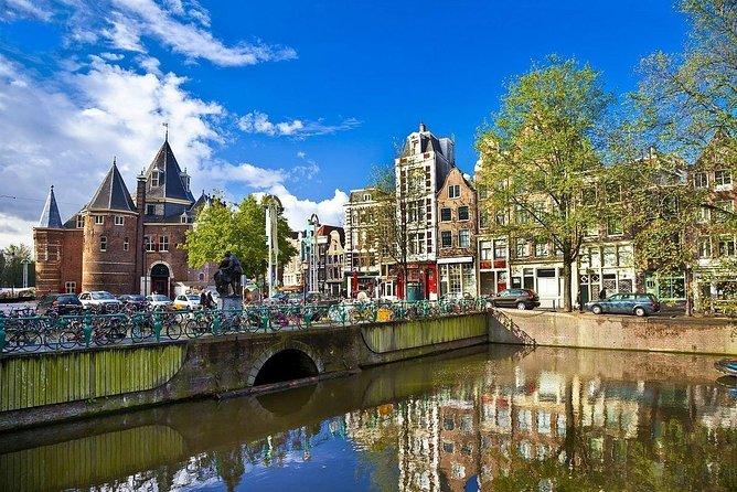 Private Tour: Highlights of Amsterdam + Zaanse Schans village + Cheese Farm