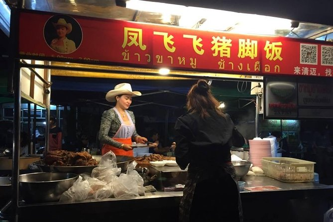 Food Tour Evening Market by local people.[Private transport]