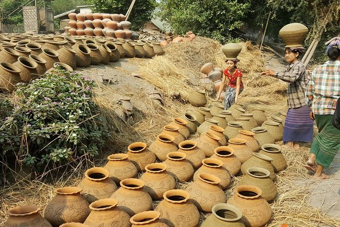 Private Full-day Mandalay Pottery Village Tour Including Lunch photo 4