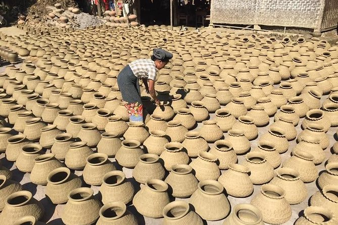 Private Full-day Mandalay Pottery Village Tour Including Lunch photo 2