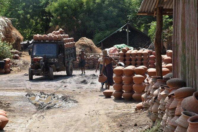 Private Full-day Mandalay Pottery Village Tour Including Lunch photo 3