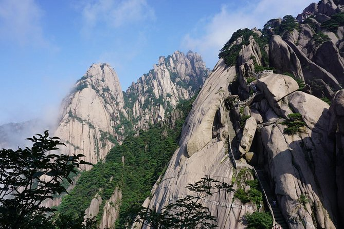 Mountain Huangshan Full Day Group Tour photo 1