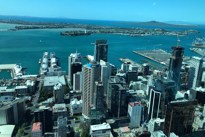 Auckland City Sightseeing by hourly booking