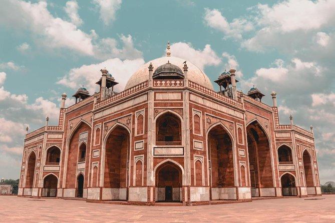 Private visit to Humayun's Tomb New Delhi