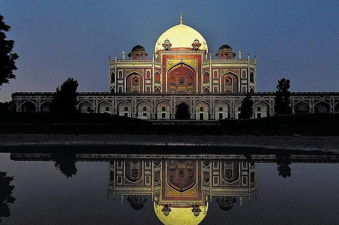 Private visit to Humayun's Tomb New Delhi photo 4