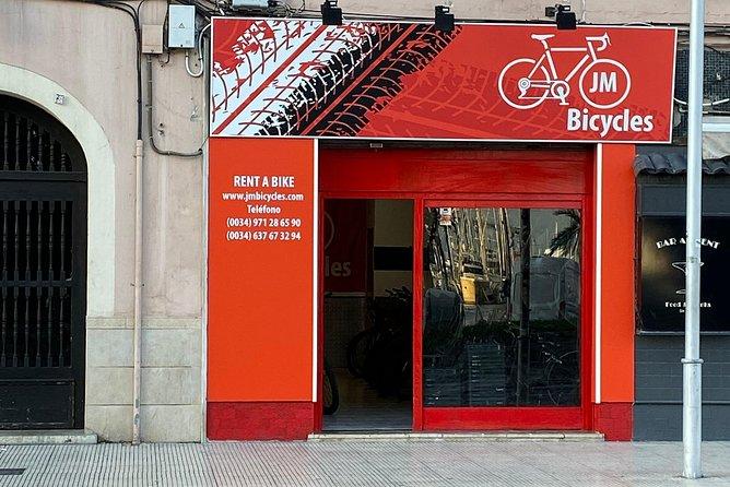 Bicycle rental in Mallorca