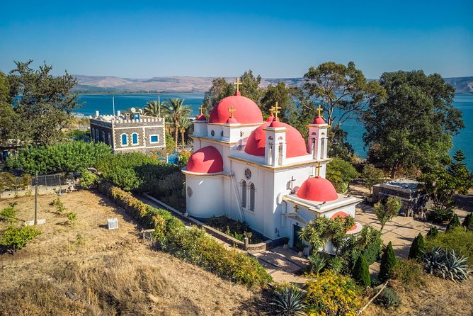 Christian Galilee 5 Days Trip- Nazareth, Sea of Galilee, Golan Heights, Caesarea