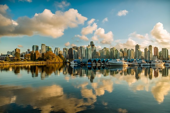 Private Airport Transfer: Vancouver to Vancouver International Airport (YVR)