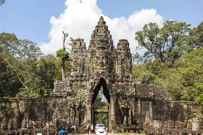 5-Day Major Temples,Kulen Mount Waterfall,Koh Ker & Beng Mealea