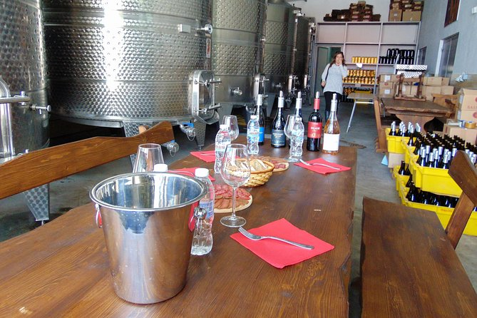 The Hidden Wineries of Sakar Day Trip including lunch