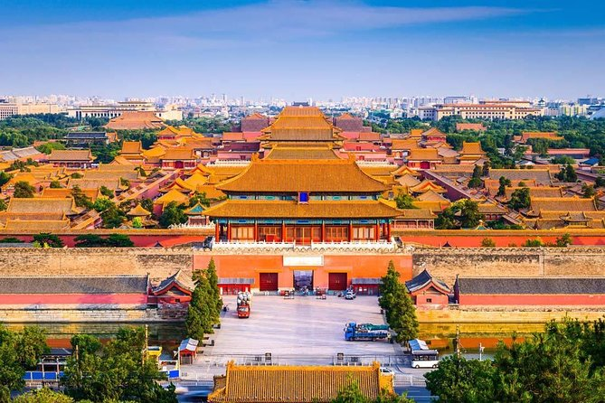 All Inclusive 2-Day Private Tour of Beijing City Highlights from Nanjing by Air