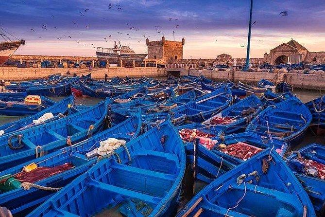 Beste delt dagstur til Essaouira fra Marrakech
