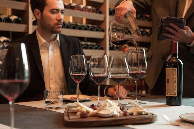 Exclusive Italian Wine Tasting