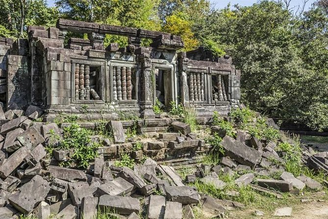 3-Day Major Temples & Beng Mealea - Free Hotel Pickup