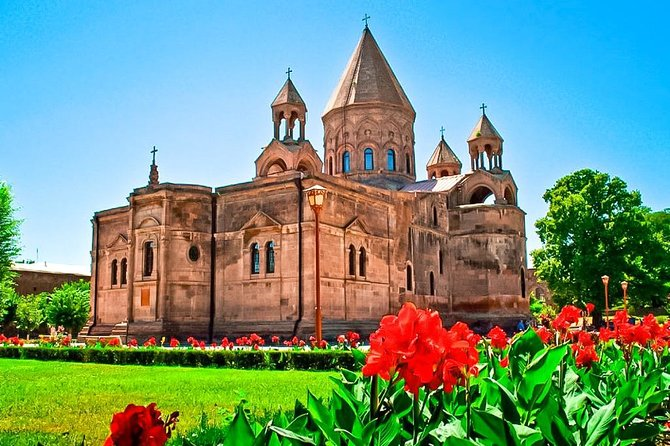 Private Tour | Echmiadzin (Hripsime, Gayane, Mother Cathedral), Zvartnots