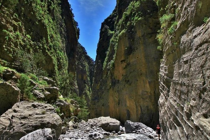 Samaria Gorge Lazy Way from Chania in Crete photo 2