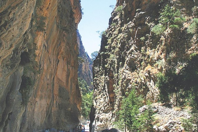 Samaria Gorge Lazy Way from Chania in Crete
