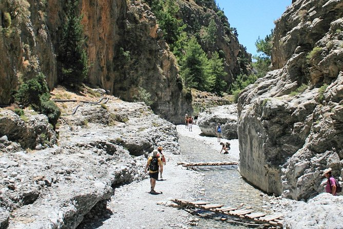 Samaria Gorge Lazy Way from Chania in Crete photo 4