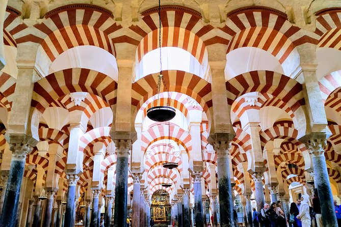 Tour to the Mosque-Cathedral of Córdoba entry included in English