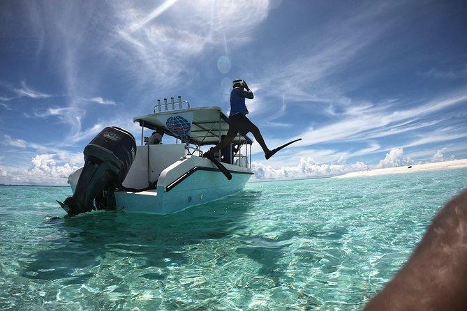 Sand Bank Trip & Snorkeling