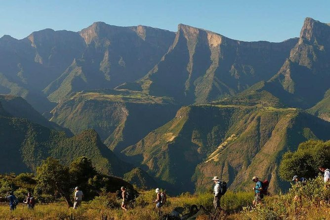 Simien Mountains National Park Camp & Trek (3 Days - 2 Nights) Ethiopia photo 1