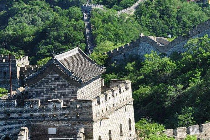 Taiyuan Private Bullet Train Trip to Mutianyu Great Wall in Beijing