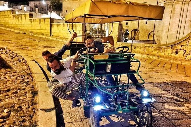 Grand Tour of the Stones in Electric Rickshaw