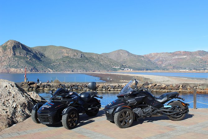 2 hour Can Am Spyder Mar Menor Vistas Tour for minimum of 2 pax photo 5